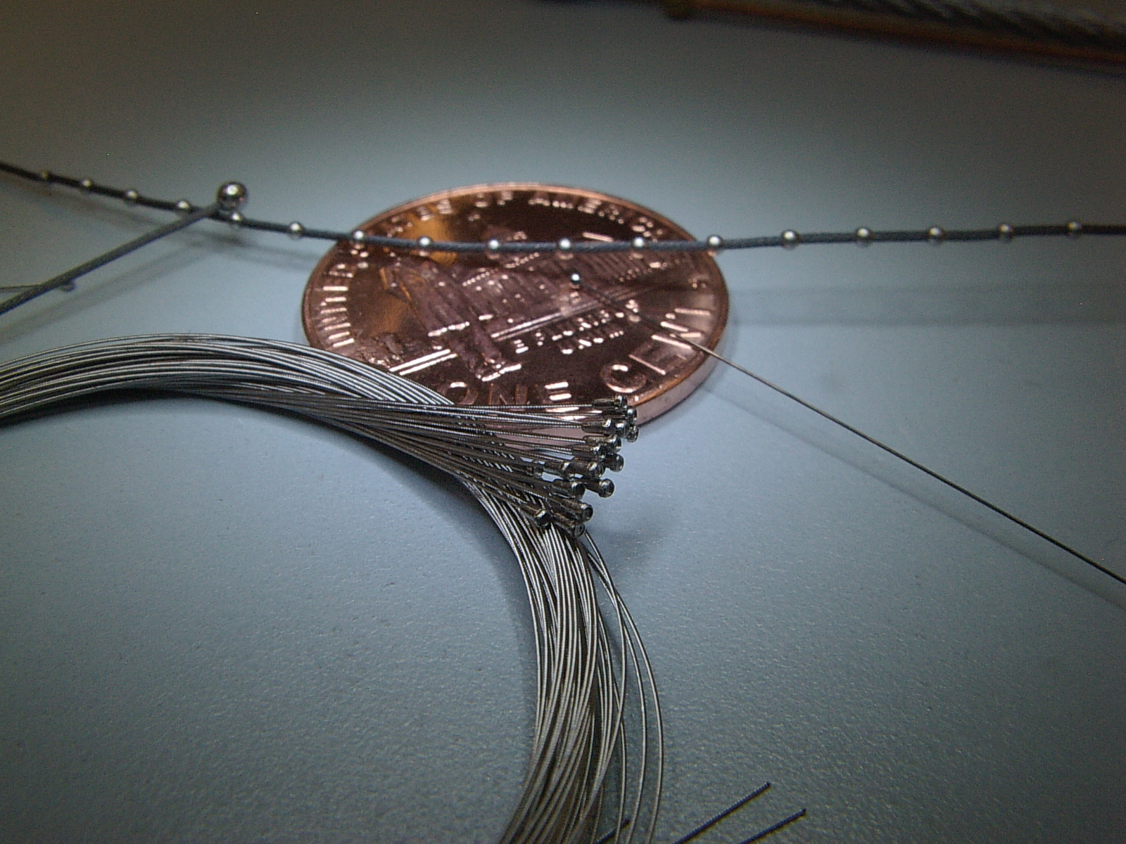 Precision Cable Assemblies : Mechanical cable assembly precision wire and